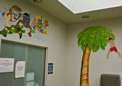 Active Children Mural