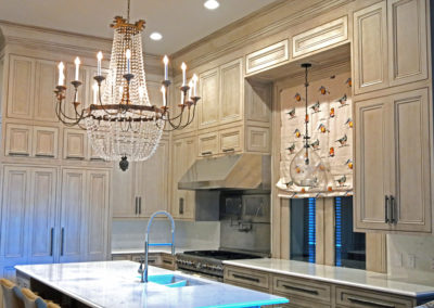SylviaTDesigns Kitchen Cabinet Refinishing, New Orleans