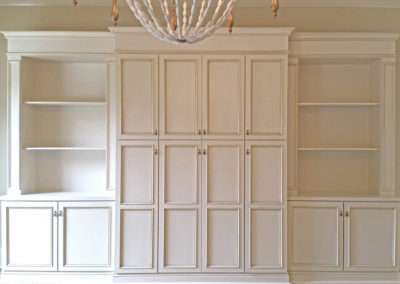 Cabinetry Refinishing by Sylvia T Designs, New Orleans