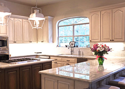 SylviaTDesigns Kitchen Cabinet Refinishing, Covington
