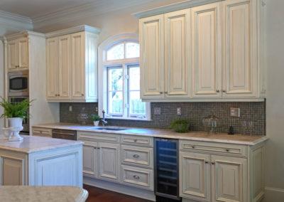 SylviaTDesigns Kitchen Cabinet Refinishing, Old Metairie