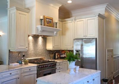 SylviaTDesigns Kitchen Cabinet Refinishing Old Metairie