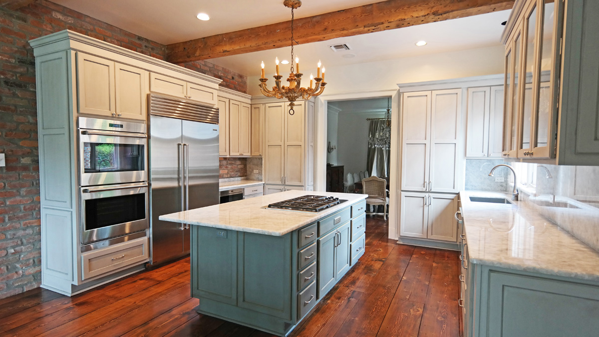 Beautiful and Cost-Effective Kitchen Makeover - Cabinetry ...