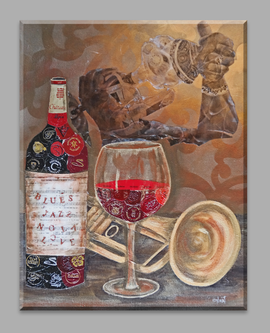 """""""Trumpet and Wine"""""""