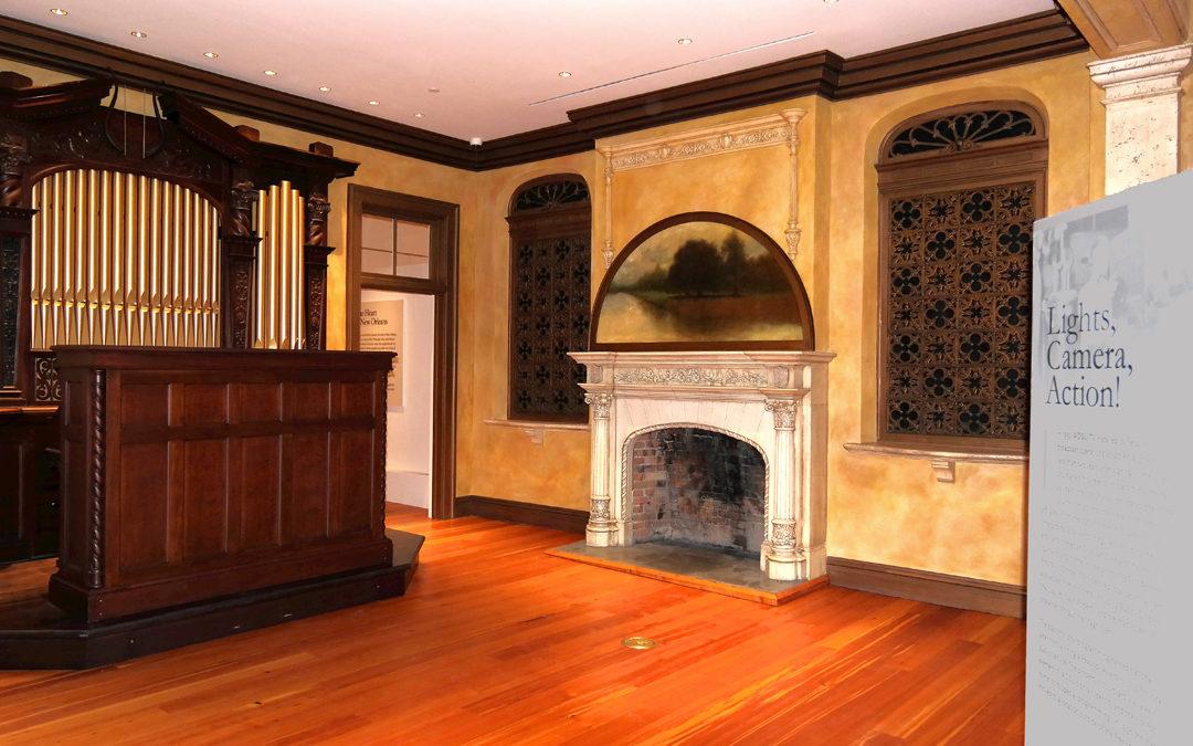 The Historic New Orleans Collection's Seignouret-Brulatour House