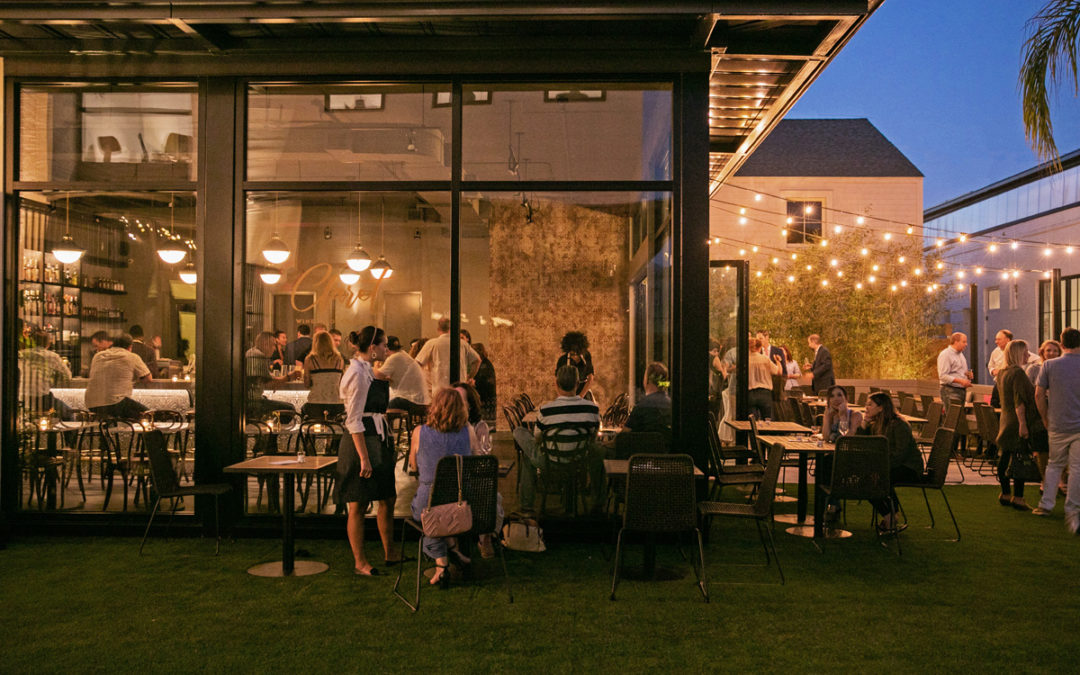 Claret Opens in the Lower Garden District of New Orleans