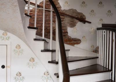 Sylvia T Designs - Custom Designed Stencil - Belle Epoque Absinthe Lounge