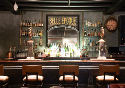 Sylvia T Designs - Belle Epoque Absinthe Lounge