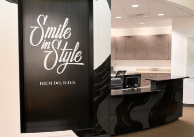 Sylvia T Designs_Dentist Office